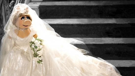 Miss Piggy Muppest Aranıyor Filmi İçin Vivienne Westwood İle Anlaştı!!!