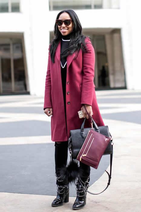 New York Moda Haftası NFW sokak stileri12