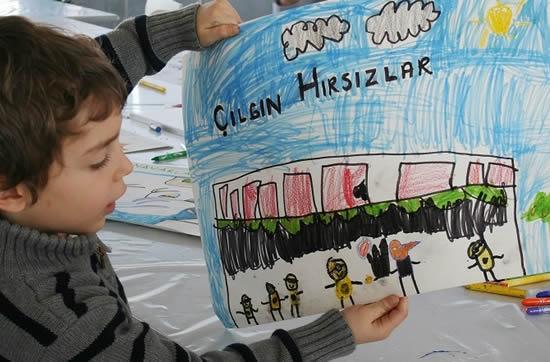 """Türvak Müzesi """"Çocuklar İçin Kuşağı"""" Mart 2014 Programı"""