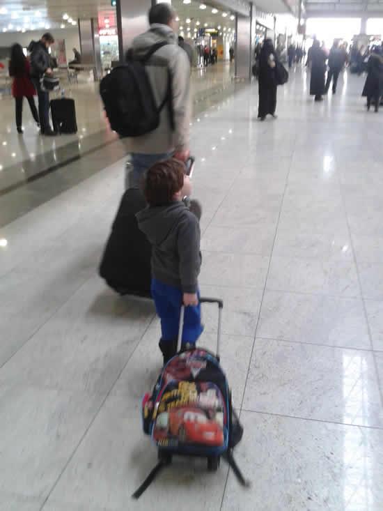 İki Çocukla Yurtdışı- 2