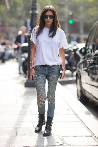 Jeans flare - sezonun favorileri 2
