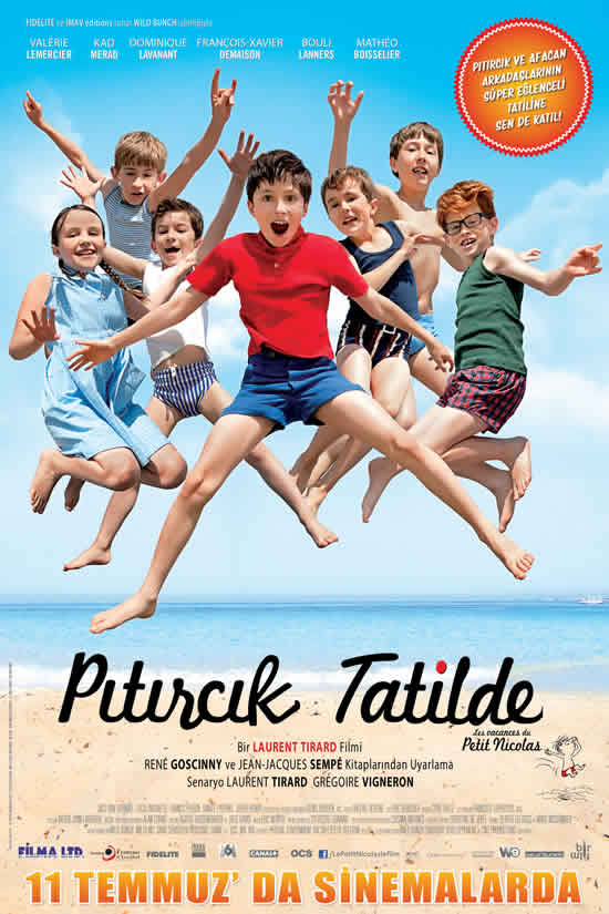 PITIRCIK Tatilde 11 Temmuz'da Sinemalarda