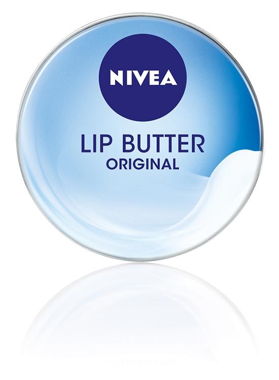 Yeni NIVEA Lip Butter Dudak Kremleri ile yumuşacık dudaklar