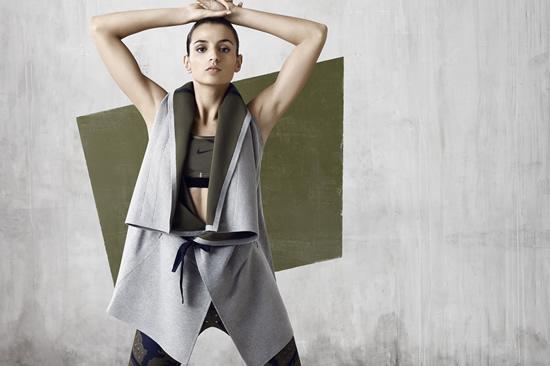 NikeLab'in Johanna Schneider