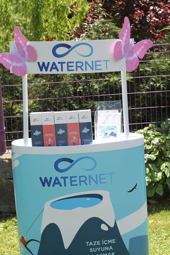 Waternet, Blogger Anneler ile buluştu
