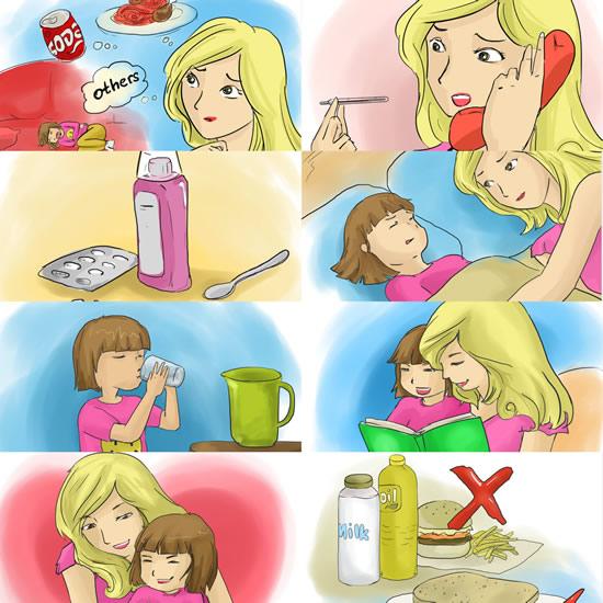 Çocuğunuzda Karın Ağrısı ile Nasıl Baş Edebilirsiniz?