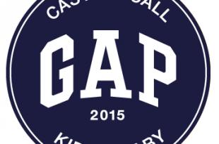 Gap Kids Casting Call 2015 Logo