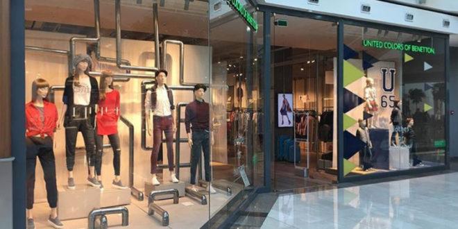 """Yarışma!  United Colors Of Benetton """"On Canvas"""" isimli konsepti ile ikinci mağazasını açıyor!"""